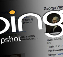 Bing Snapshot : un Knowledge Graph à la sauce Microsoft